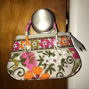 Vera Bradley Mini Bag/Coin Purse/Wristlet